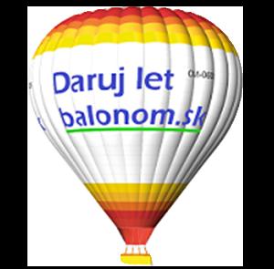 Daruj Let Balónom